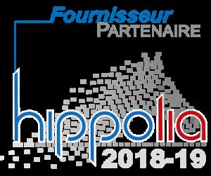 Logo Hippolia Partners, Pôle de compétitivité de la filière équine, Horse Development est membre partenaire du Pôle Hippolia